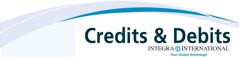 Credits and Debits